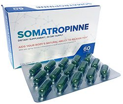 Somatropin HGH