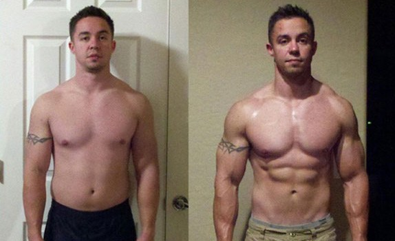 Hgh Results Before And After Timeline Pictures