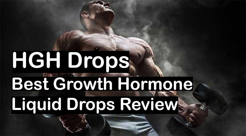 HGH Drops
