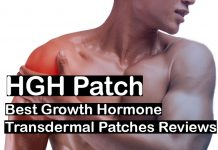HGH Muscle Pain Patch