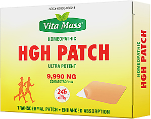 HGH Patch Ultra Potent