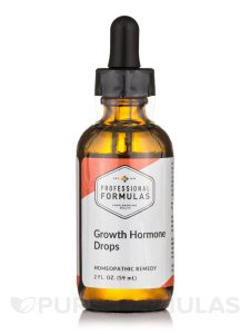 hgh drops - growth hormone