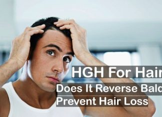 HGH for hair