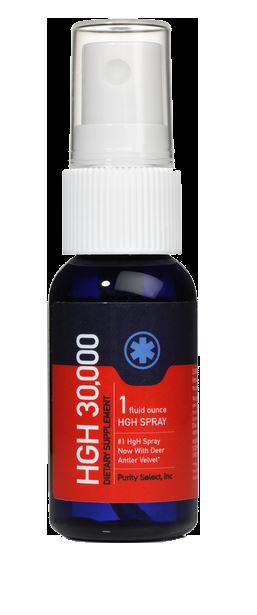 HGH 30000 Nanos Spray