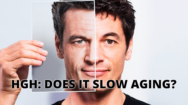 HGH: Does It Slow Aging?