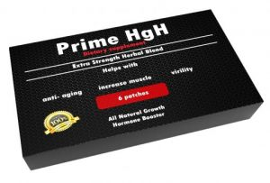 Prime HGH patches