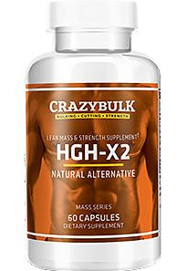 HGH-X2 by CrazyBulk